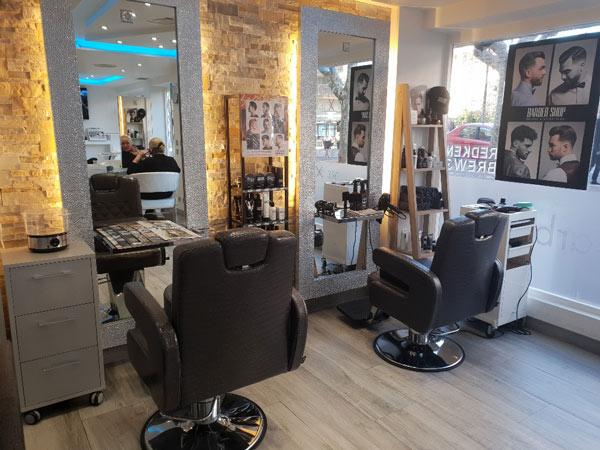 coiffeur homme Juan-les-pins